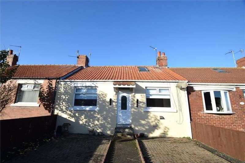 2 Bedrooms Terraced Bungalow for sale in Ranksborough Street, Seaham, Co.Durham, SR7