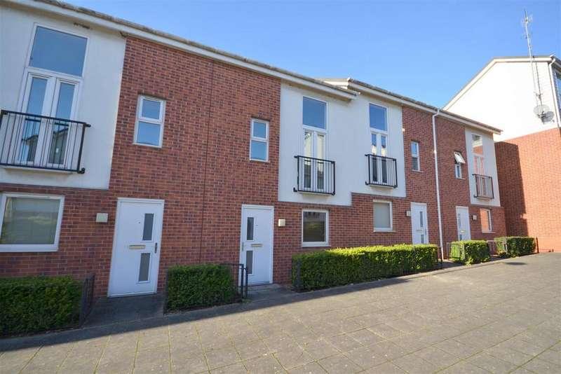 2 Bedrooms Mews House for sale in Lock Keepers Way, Hanley, Stoke-On-Trent