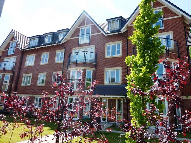 2 Bedrooms Apartment Flat for sale in Orban, Alexandra Road South, M16