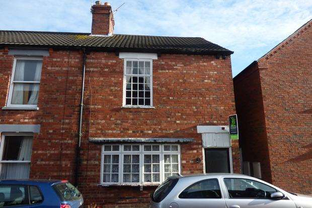 2 Bedrooms End Of Terrace House for sale in Ashley Road, Louth, LN11