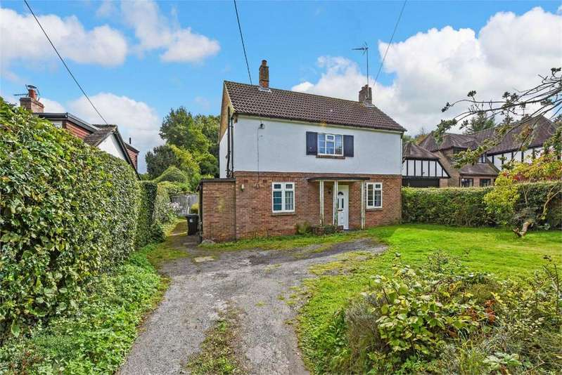 3 Bedrooms Detached House for sale in Medstead Road, Beech, Alton