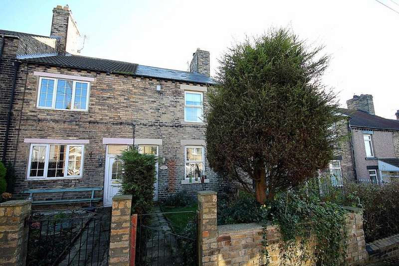 2 Bedrooms Terraced House for sale in High Grange, Crook