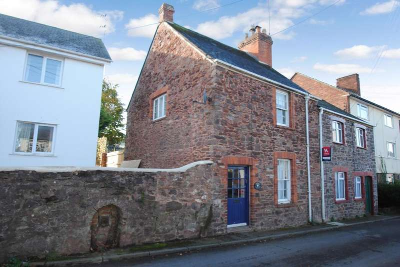 2 Bedrooms Semi Detached House for sale in Style Road, Wiveliscombe