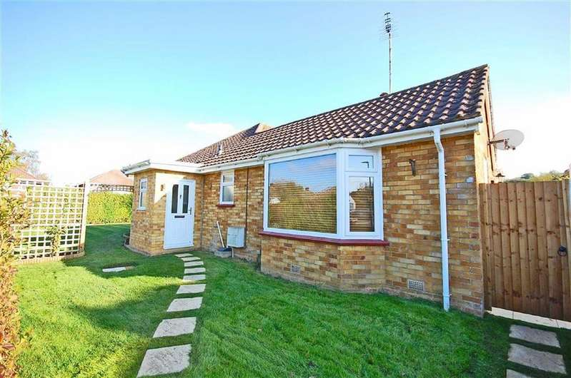 2 Bedrooms Semi Detached Bungalow for sale in Vineyards Close, Charlton Kings, Cheltenham, GL53