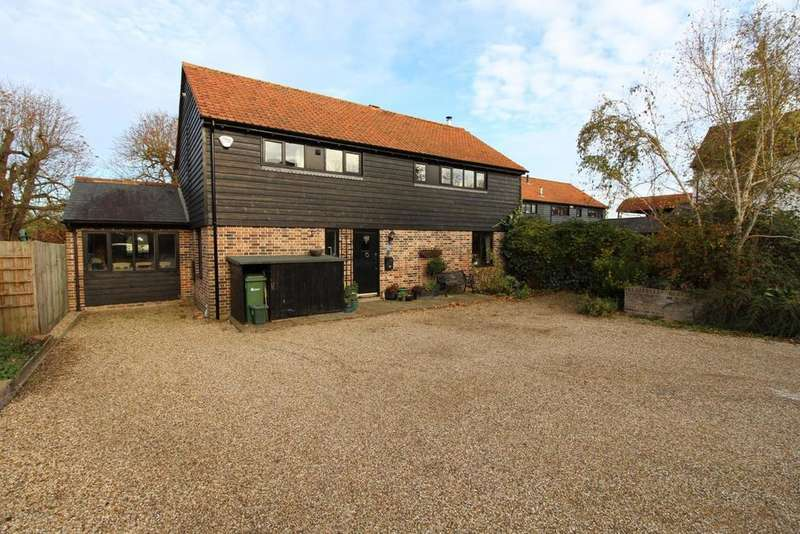 4 Bedrooms Detached House for sale in Stanfield Meadow, Vicarage Avenue, White Notley, Witham, Essex, CM8