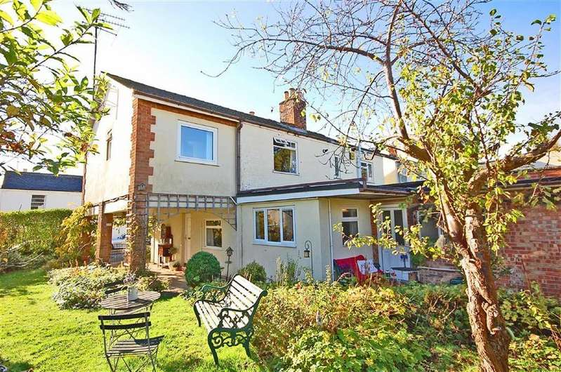 4 Bedrooms Semi Detached House for sale in Hambrook Street, Charlton Kings, Cheltenham, GL52