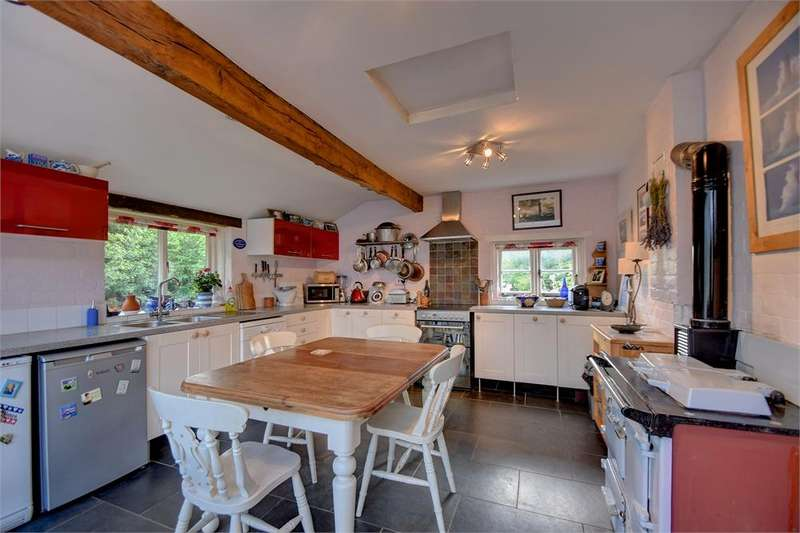 3 Bedrooms Semi Detached House for sale in Woodside Farm Cottages, Gosport Road, Privett, Petersfield