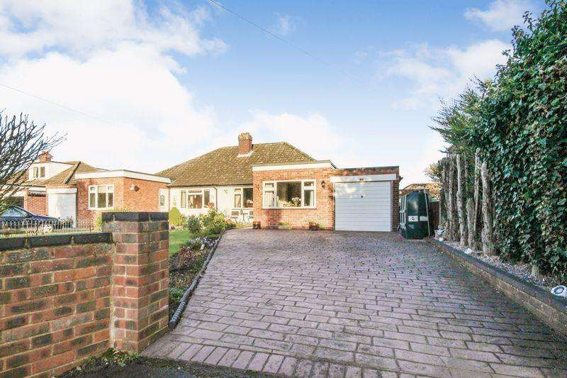 2 Bedrooms Semi Detached Bungalow for sale in Bedford Road, Houghton Conquest