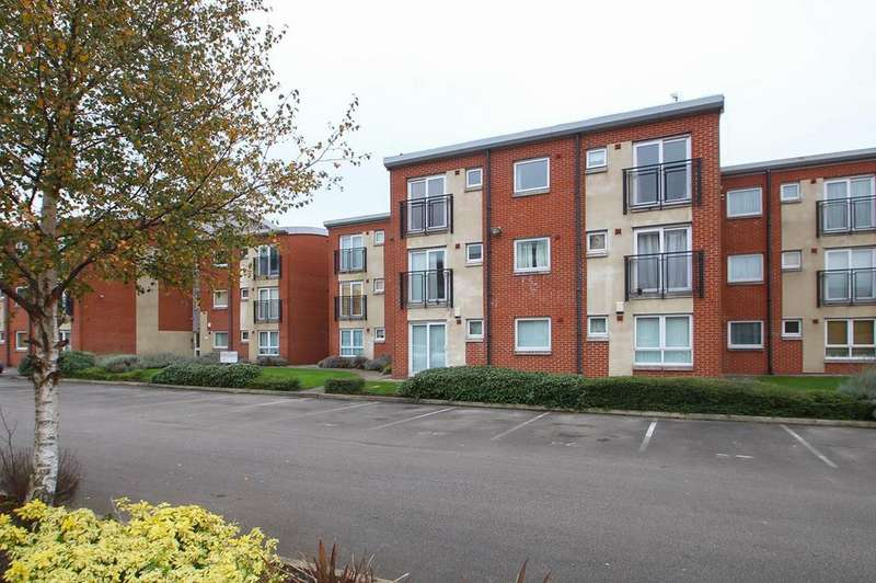 2 Bedrooms Apartment Flat for rent in Chester Road, Stretford, Manchester, M32