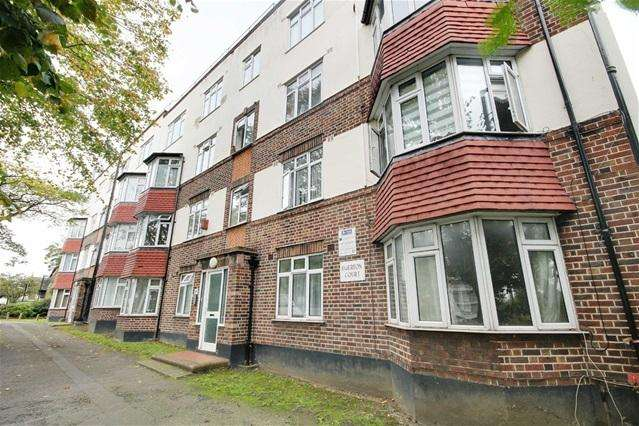 2 Bedrooms Flat for sale in Hainault Road, Leytonstone
