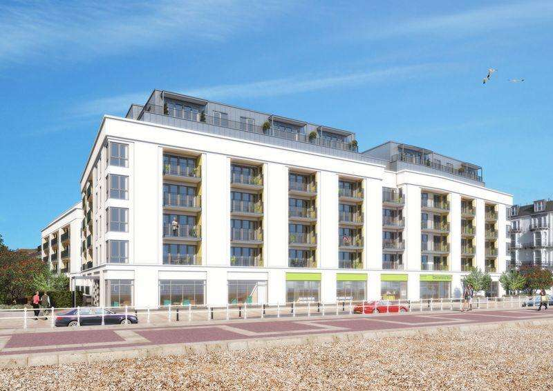 2 Bedrooms Retirement Property for sale in South Parade, Southsea