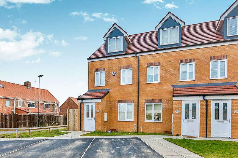 3 Bedrooms Semi Detached House for rent in Windbrook, Maiden Vale, Sunderland, SR2