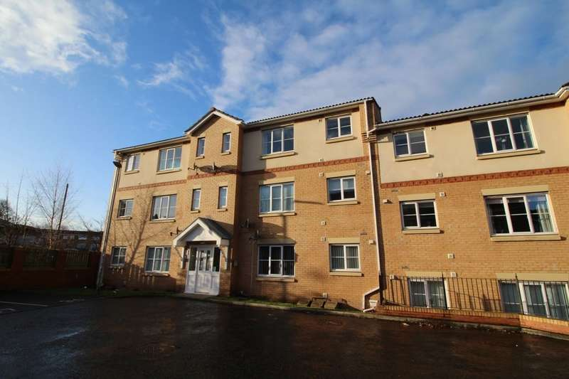 2 Bedrooms Flat for sale in Rosebud Close, Swalwell, Newcastle Upon Tyne, NE16