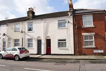 2 Bedrooms Terraced House for sale in Liverpool Street, Southampton, SO14 6GA