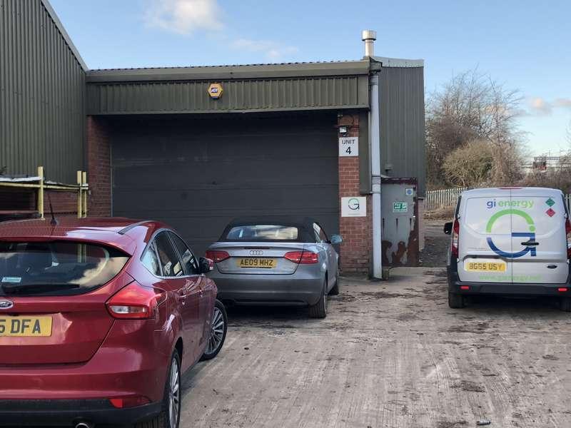 Light Industrial Commercial for rent in Unit 4 King Edward Road,Nuneaton,Warwickshire,CV11 4BQ, Nuneaton