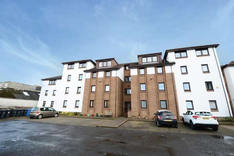 2 Bedrooms Apartment Flat for sale in 20 Lindon Court, Boyd Street, Largs, KA30 8LD