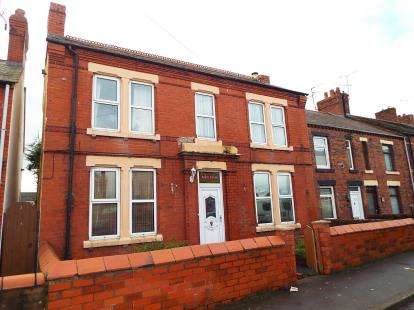 3 Bedrooms Terraced House for sale in Windsor Road, New Broughton, Wrexham, Wrecsam, LL11