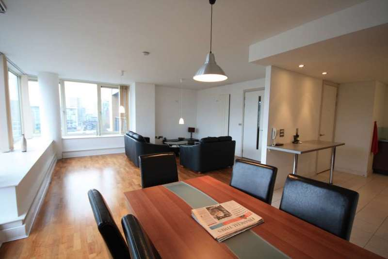 2 Bedrooms Apartment Flat for rent in Leftbank, Manchester