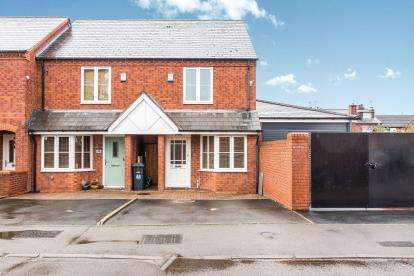 2 Bedrooms End Of Terrace House for sale in Alwen Street, Wordsley, Stourbridge, West Midlands