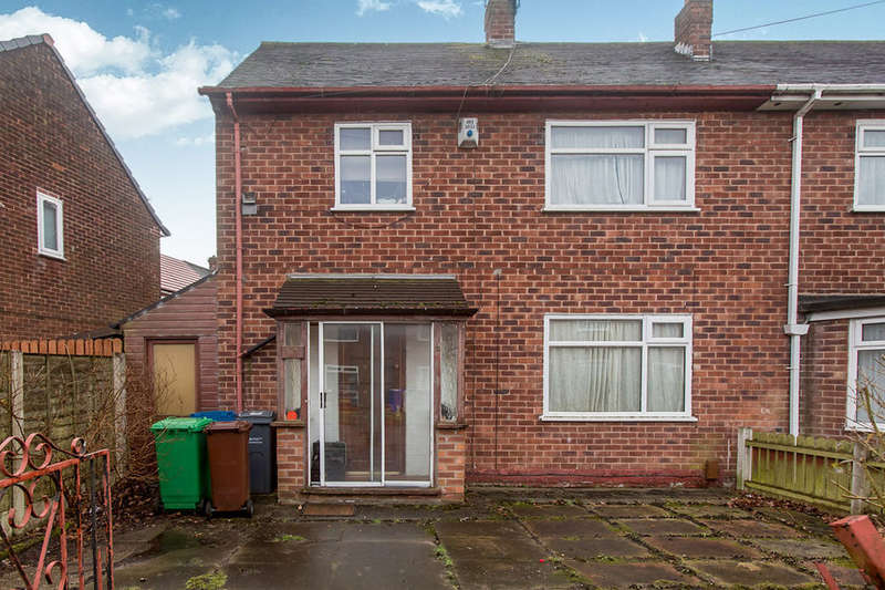 3 Bedrooms Semi Detached House for sale in Prinknash Road, Manchester, M22