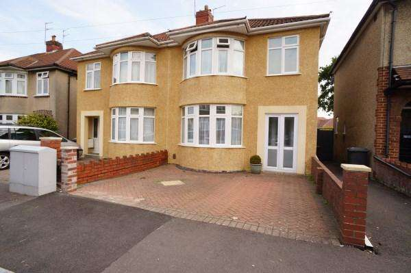 3 Bedrooms House for sale in Coronation Road, Downend, Bristol, BS16 5SN