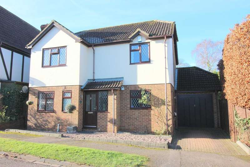 4 Bedrooms Detached House for sale in Bedford Avenue, Silsoe, Bedfordshire, MK45 4ER