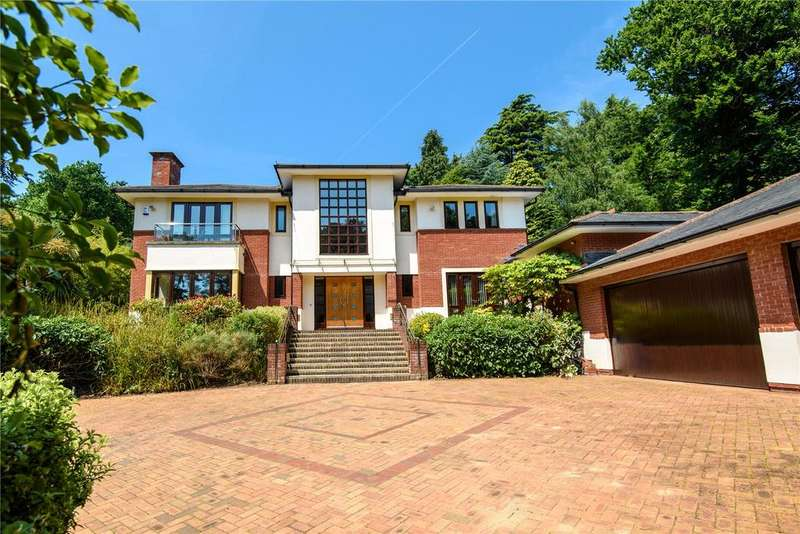 4 Bedrooms Detached House for sale in Western Road, Branksome Park, Poole, Dorset, BH13