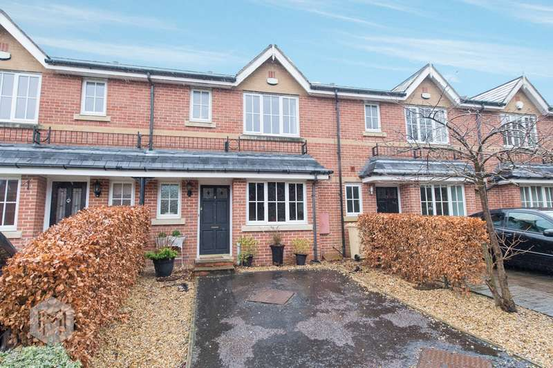 2 Bedrooms Town House for sale in Scholars Rise, Bolton, BL7