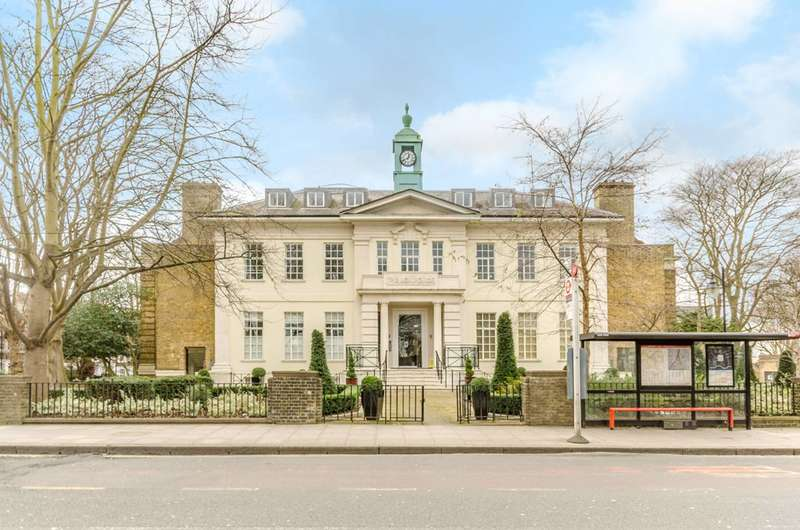 2 Bedrooms Flat for rent in Loxford House, Highbury, N5