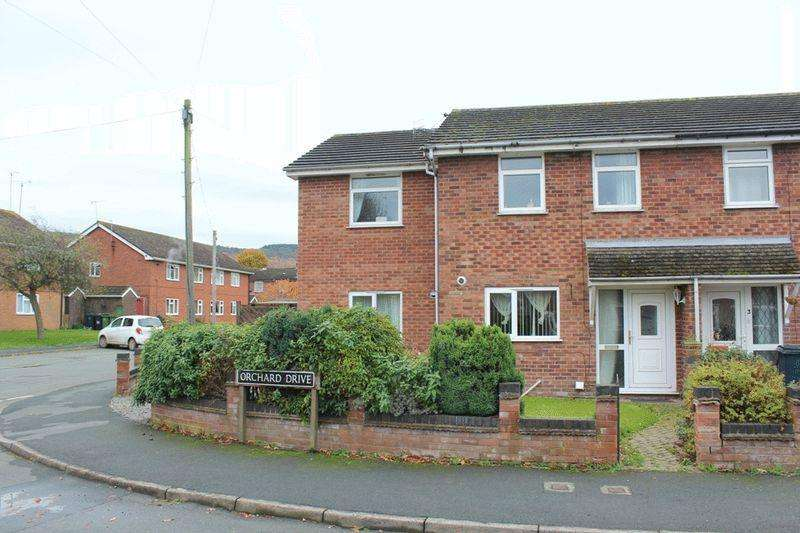 4 Bedrooms Semi Detached House for sale in Orchard Drive, Minsterley, Shrewsbury, SY5 0DG