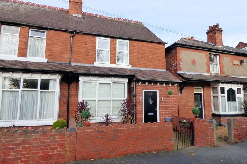 3 Bedrooms Semi Detached House for sale in Furlong Lane, Alrewas