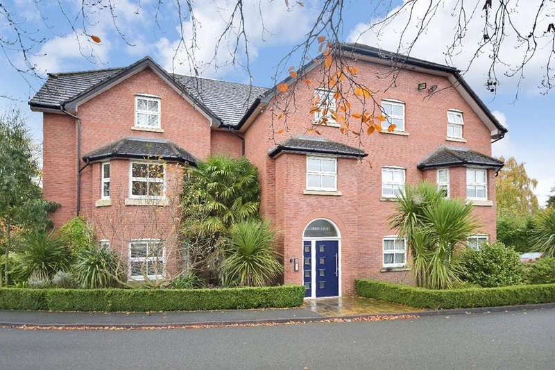 2 Bedrooms Apartment Flat for sale in Irwin Court, Cheadle Road, Cheadle Hulme