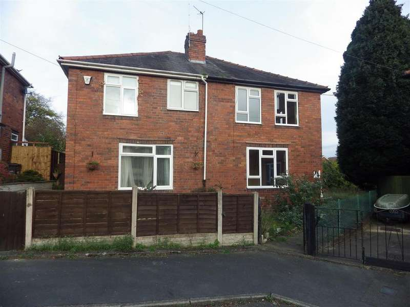 3 Bedrooms Semi Detached House for sale in King Street, Halesowen