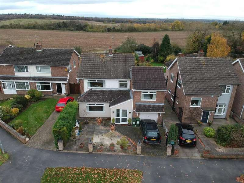 4 Bedrooms Detached House for sale in Denman Lane, Huncote, Leicester