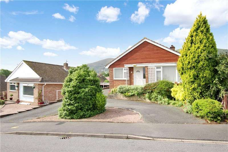 3 Bedrooms Detached Bungalow for sale in Meadow Road, Malvern, Worcestershire, WR14
