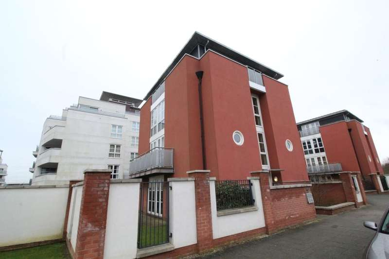 2 Bedrooms Flat for sale in Watkin Road, Leicester, LE2