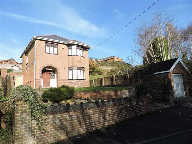 3 Bedrooms Detached House for sale in Tygwyn Road, Clydach
