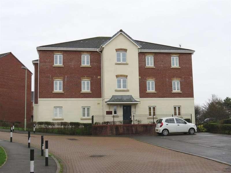 2 Bedrooms Apartment Flat for sale in Longacres, Brackla, Bridgend