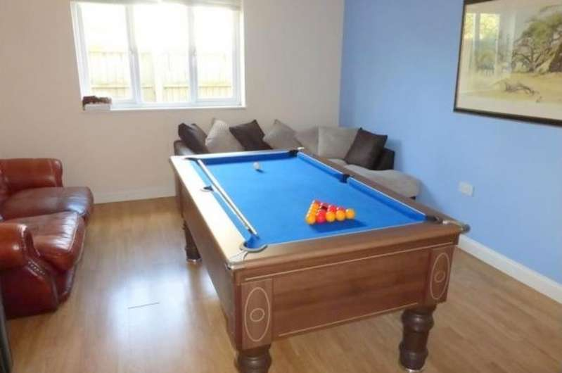 6 Bedrooms Detached House for rent in Carrington Street, Loughborough LE11