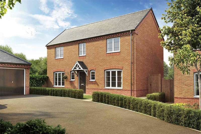 4 Bedrooms Property for sale in Powyke View Powick Worcestershire WR2