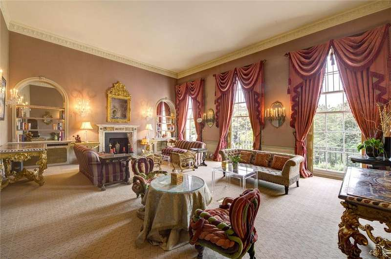 2 Bedrooms Apartment Flat for sale in Hyde Park Gardens, Bayswater, London