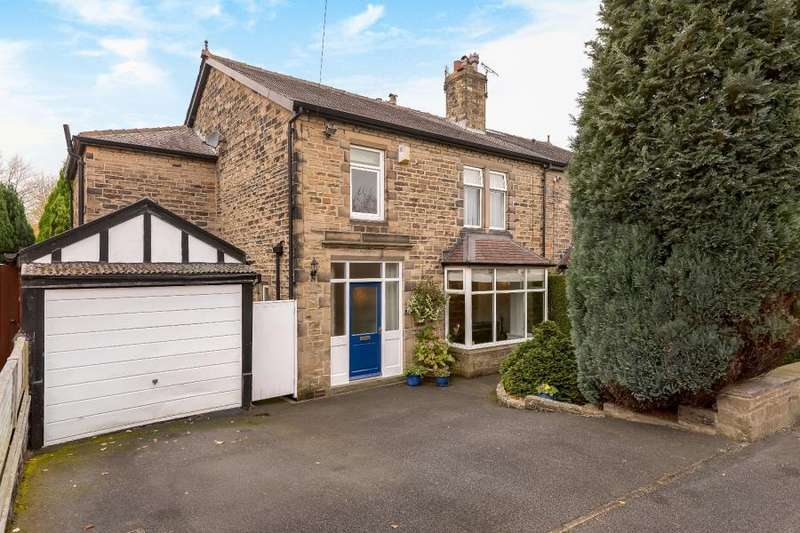 4 Bedrooms Semi Detached House for sale in BANKFIELD DRIVE, SHIPLEY, BD18 4AD