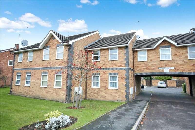 1 Bedroom Maisonette Flat for sale in Oak Manor Drive, Off Hales Road, Cheltenham, GL52