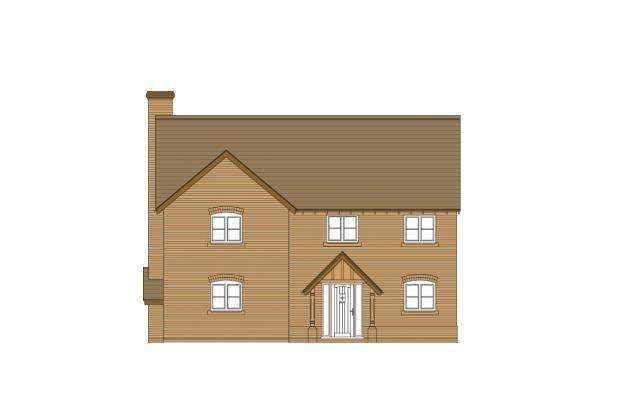 4 Bedrooms Detached House for sale in Plot 5 Stoche Heath, Manor Farm Drive, Hinstock, Market Drayton
