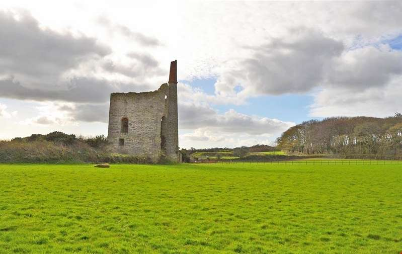 Plot Commercial for sale in Wendron, Helston, Cornwall, TR13