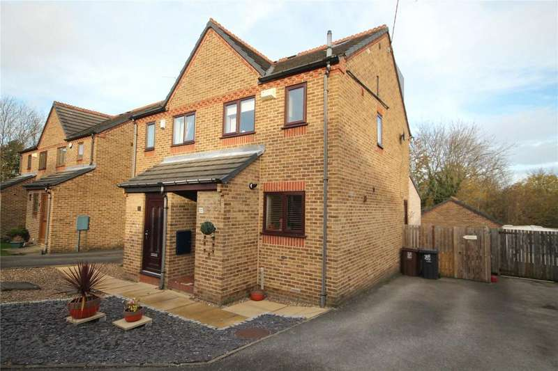 3 Bedrooms Semi Detached House for sale in Bowden Grove, Dodworth, Barnsley, S75