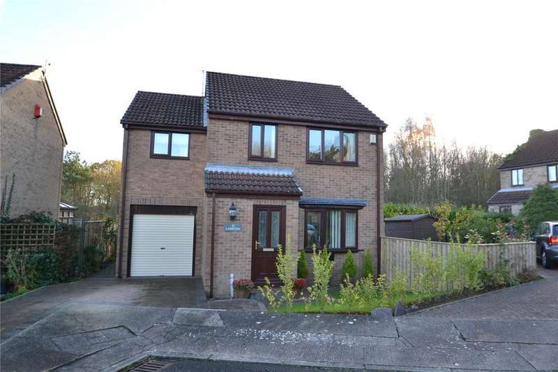 4 Bedrooms Detached House for sale in Lambton Court, Oakerside, Peterlee, Co.Durham, SR8