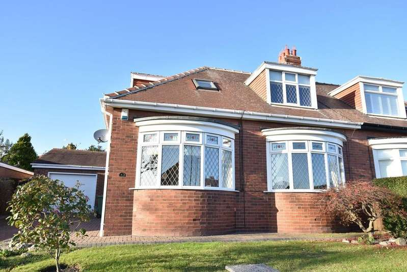 4 Bedrooms Semi Detached House for sale in Thompson Road, Fulwell Mill
