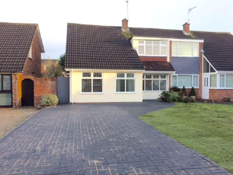 4 Bedrooms Semi Detached House for sale in Meadowside , Nuneaton, Warwickshire. CV11 6NE