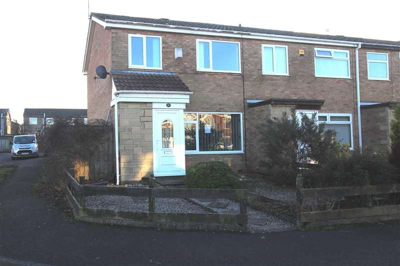 3 Bedrooms Terraced House for sale in Kendal Drive, Eastfield Dale, Cramlington